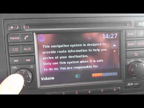 Problémy se systémem Nissan Connect - chybí zvuk. (Problems with Nissan Connect - no sound)