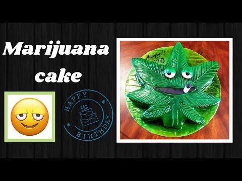 Marijuana's cake /pastel de marihuana
