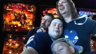 Game Hunting in Portland at the Retro Expo with Metal Jesus, Drunken Master Paul, TheBIGJB and special guest Barnacules! Many games, beers and laughs were had all weekend. Oh yeah, and somebody lost their shoes & socks...and cartridge.  Please use the links below to get deals & help support Metal Jesus Rocks!  Buy old DOS games at GOG.com * http://goo.gl/Ezudc7 Collectorz Game Cataloging * http://goo.gl/i9ZZPA  Donate if you enjoy my videos * http://goo.gl/CwivHm MetalJesus T-shirts & stickers * http://metaljesusrocks.redbubble.com  FOLLOW ME Twitter:  http://twitter.com/MetalJesusRocks Facebook: http://facebook.com/MetalJesusRocks Site:     http://www.MetalJesusRocks.com