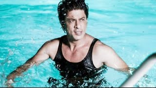 Sharukh Khan Fan wanted to bath in his personal swimming pool