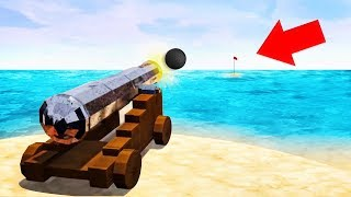 EXTREME CANNON GOLFING! (Golf It)