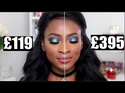 HIGH END VS DRUGSTORE- CHEAPER DUPES FOR HIGH END MAKEUP