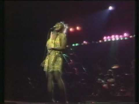 Tina Turner - Crazy In The Night (Live)