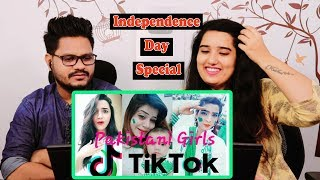 Indian Reaction On Pakistan zindabad 14 August Tik Tok videos | Shilpa views