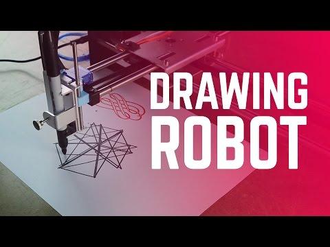 Drawing Robot - CNC plotter kit