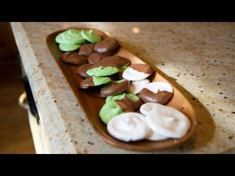 Homemade Peppermint Patties - Let's Cook with ModernMom