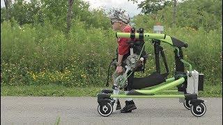 TrexoRobotics exoskeleton for children