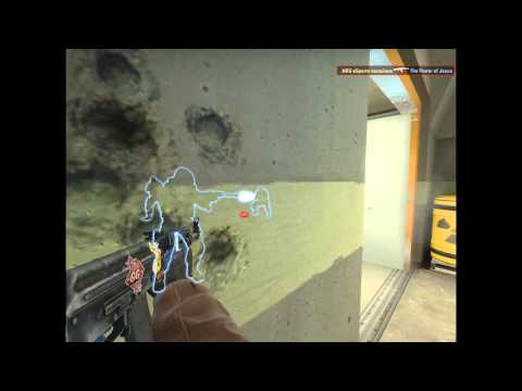 CS:GO 1v4 Clutch on Nuke