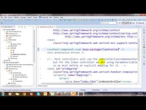 JSON and Ajax in Spring MVC Framework