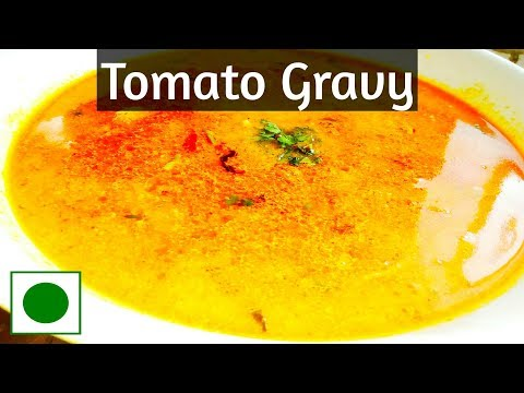 Simple Chettinad Tomato Gravy | How to make Tomato Gravy By Jai Padhu