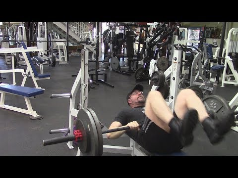 Failing Reps On The Bench Press Safely - Set Up, Technique & Training