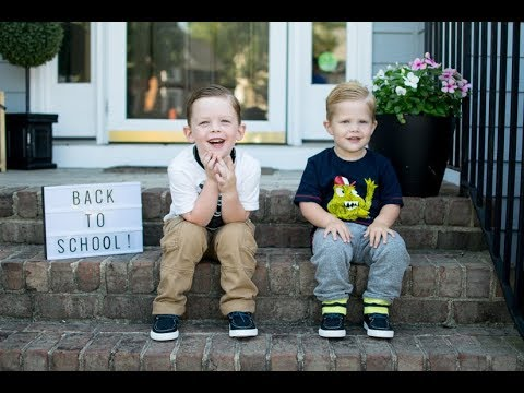 The Best Way Back to School with Gymboree #kidgoals