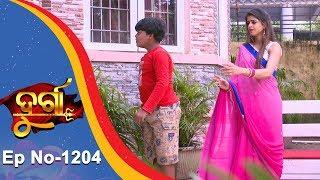 Durga | Full Ep 1204 | 17th Oct 2018 | Odia Serial - TarangTV