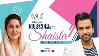 Junaid khan - The Actor & Singer   Gupshup with Shaista   SL Digital