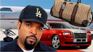 10 MOST EXPENSIVE THINGS OWNED BY ICE CUBE