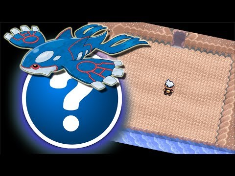 Pokemon Ruby: The Prequel (Ep.2) - The Mystery Cave Under Kyogre