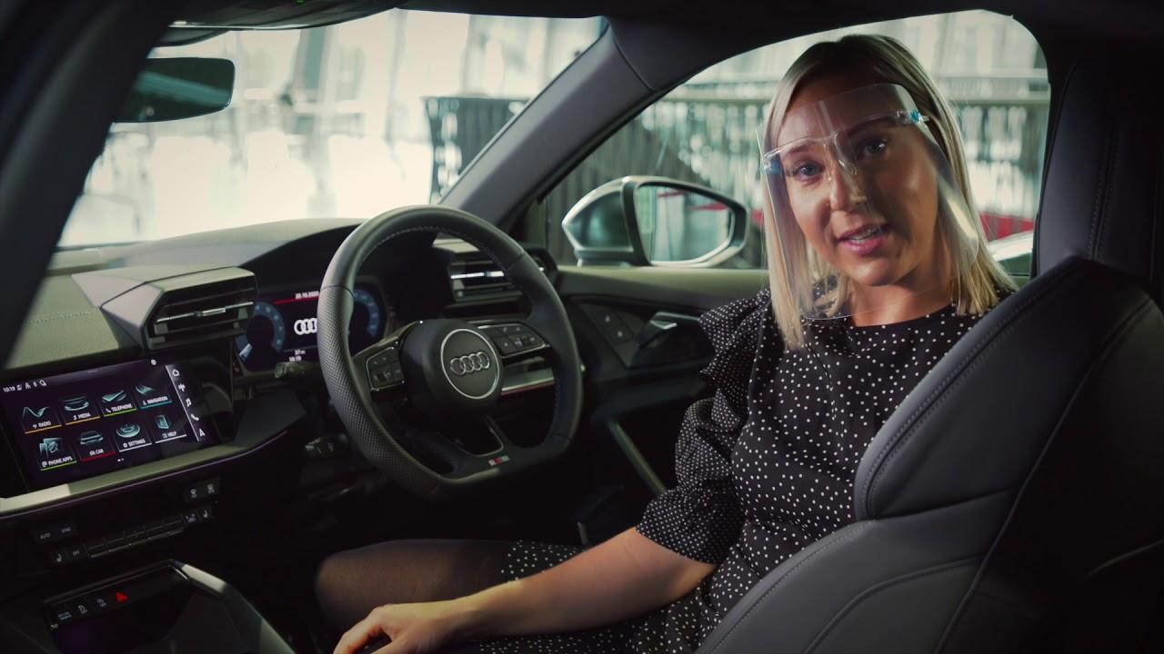 Audi S3 UK Launch