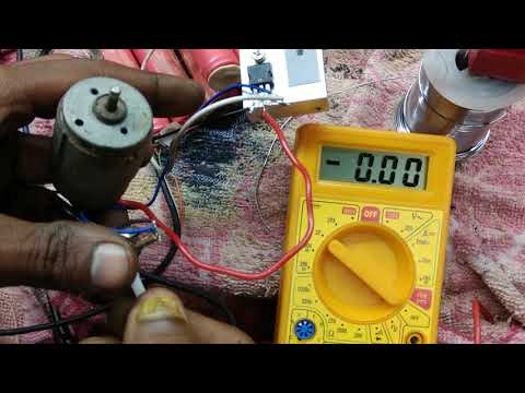 12 volt Controller for led,dc motor,dc iron using mosfet