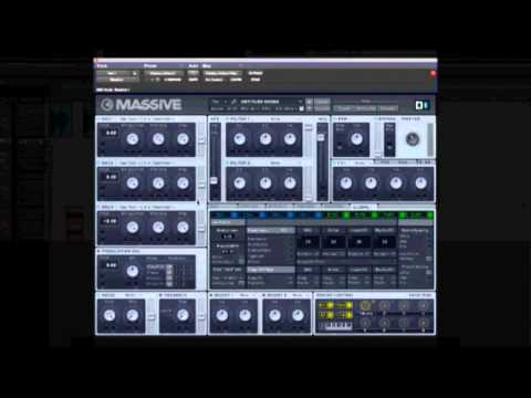 How to make an Avicii styled, Big Hit Producer Anthem lead synth in Native Instruments Massive