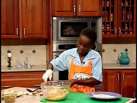 Corned Beef Balls - Grace Foods Creative Cooking Kids