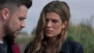 Marshall and Hannah Talk – The Crossing Season 1 Episode 7