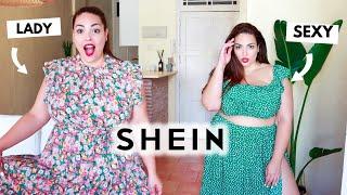 HAUL de SHEIN y cómo elegir tu talla   TALLAS GRANDES SS20   Pretty and Olé