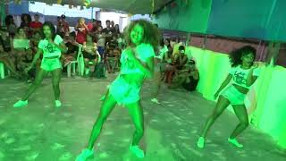 Grupo Knz ( Feminina )-2ºlugar No 1ºfestival De Bregafunk 2018 Em Recife/pe