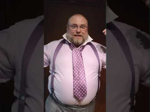 Secret of The Big Guy and The Windsor Knot