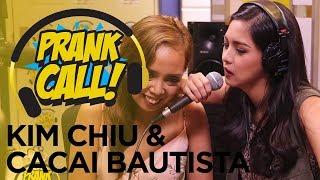 Download Prank Call: Kim Chiu at Cacai Bautista, naghanap ng plastik?! Hala sila! Video
