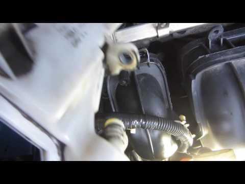 2007 Ford Focus Power Steering Pump leak