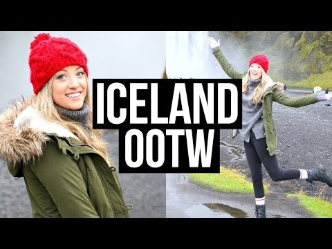 ICELAND OOTW | Outfits Of The Week