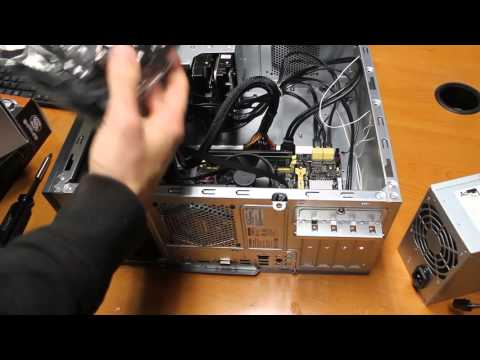 HOWTO: ASUS M32CD Power Supply and Graphics Card Upgrade