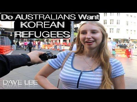 Will AUSTRALIA Take North KOREAN Refugees