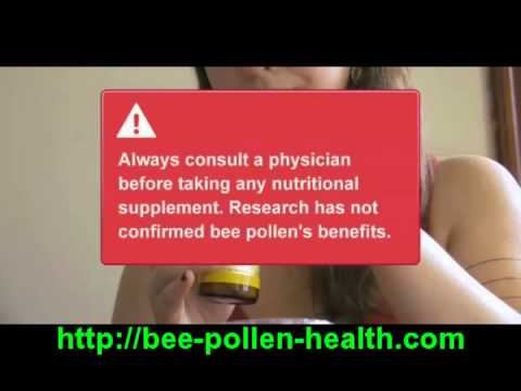 Bee Pollen to Strengthen the Immune System