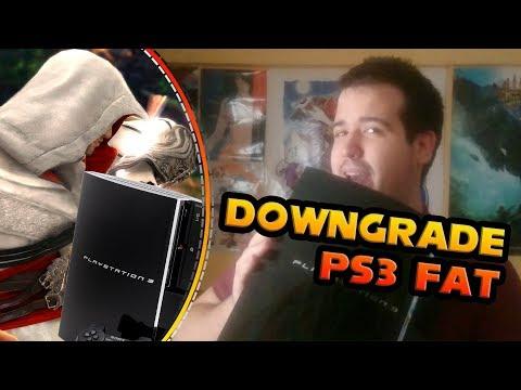[MANUALES] Devolviéndole la dignidad a una PS3 FAT // Downgrade por Exploit 4.82