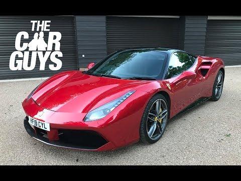 New car! Ferrari 488 GTB collection & first drive