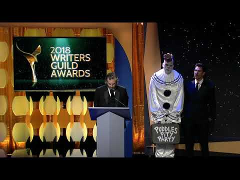 Brett Morgen wins the 2018 Writers Guild Documentary Screenplay Award for Jane