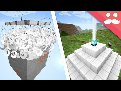 How Fast is an Auto TNT Quarry in Minecraft?