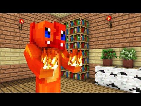 Monster School: Pokemon Go Brewing -- Cubic Minecraft Animation
