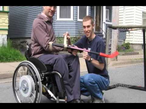 Tetra's engineering solutions for people with disabilities