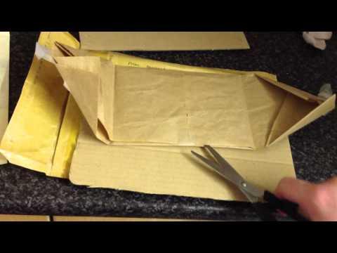 Harry Potter Hogwarts Acceptance Letter Unboxing!