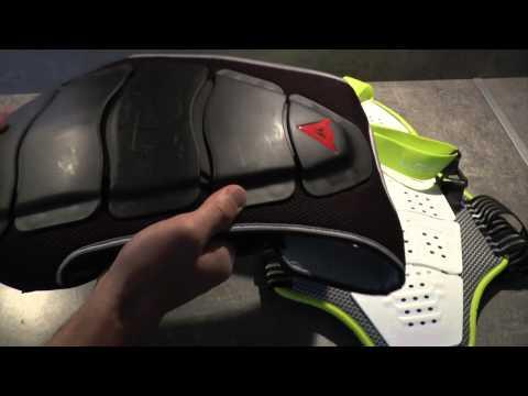 Présentation de la protection dorsale Décathlon