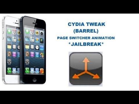 How to get Barrel Free from Cydia 2013 Iphone Ipad Mini 6.1.3 6.1.2 6.1.1.6.0