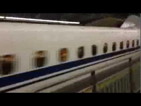 ★Kobe-Tokyo Shinkansen★ (Abroad in Japan)