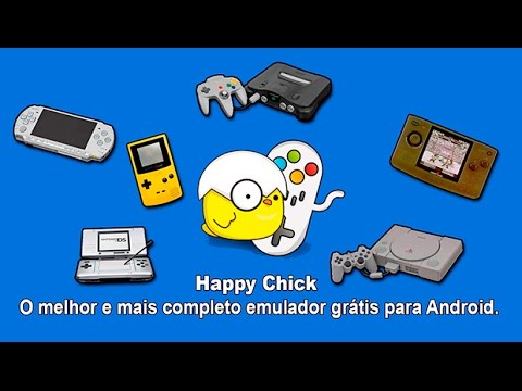 How to play PSP/PS/DS/GameBoy/Nintendo 64 games on any Android phone - Happy Chick