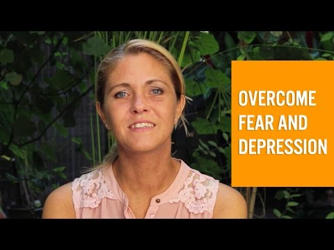 How to overcome fear, depression, anxiety and social phobia naturally