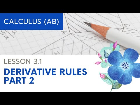 Calculus AB Homework 3.2 The Sine and Cosine Functions