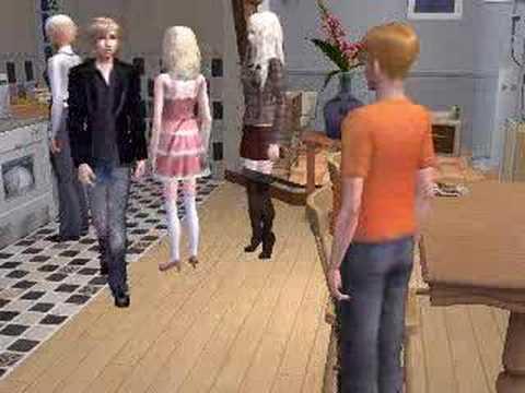 Sims2 : 三男の誕生日