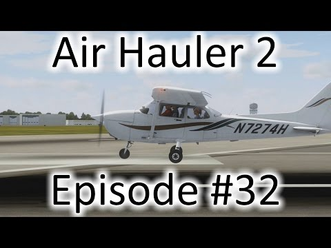FSX | Air Hauler 2 Ep. #32 - Savannah to Charleston | C-172