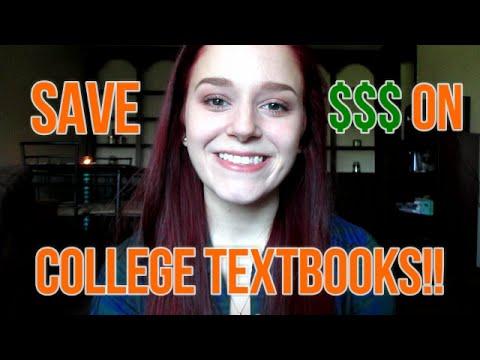 How To Save BIG Money On College Textbooks! | Slugbooks